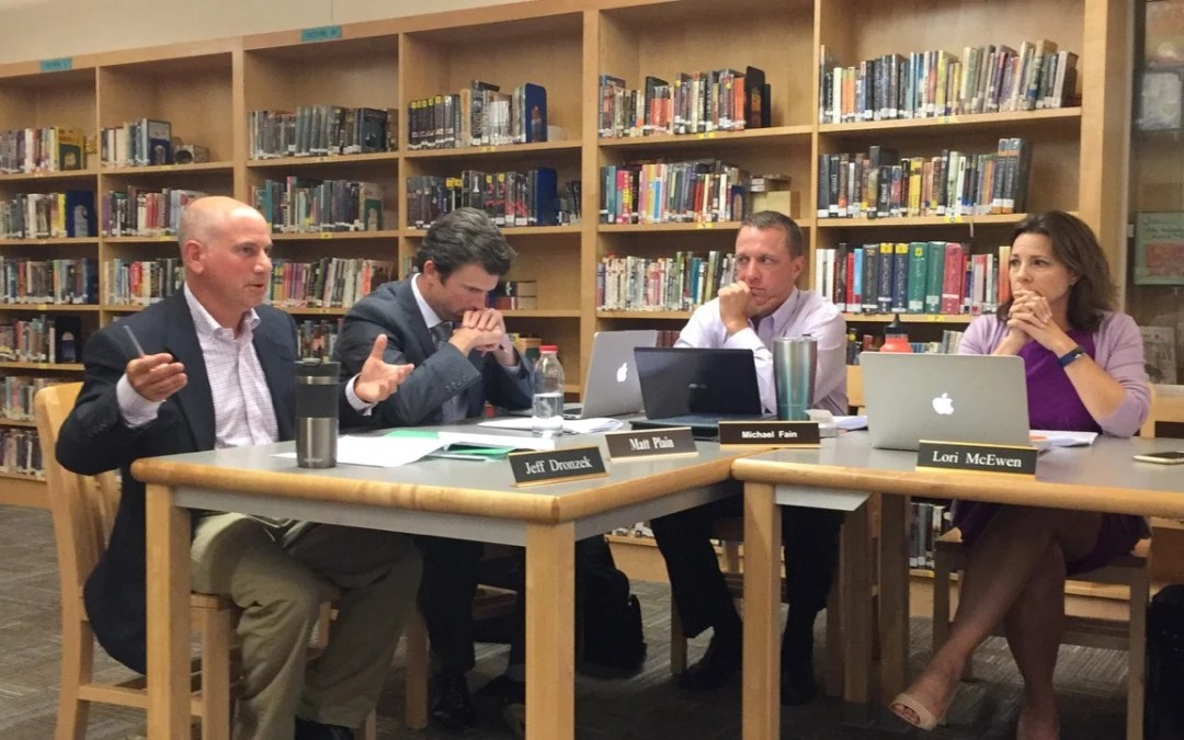 School Committee Contemplates Deep Budget Cuts