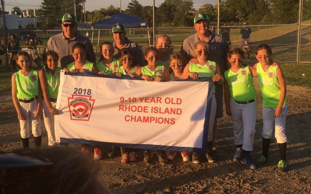 EGLL 9/10 Softball Team Heads to Regionals – an EG First!