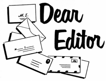 Letter to the Editor: Why I Voted No