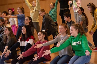 Cole Students Take to Stage in 'Crazy for You'