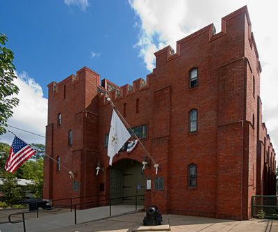 Varnum Armory: A Treasure Trove of RI Military History