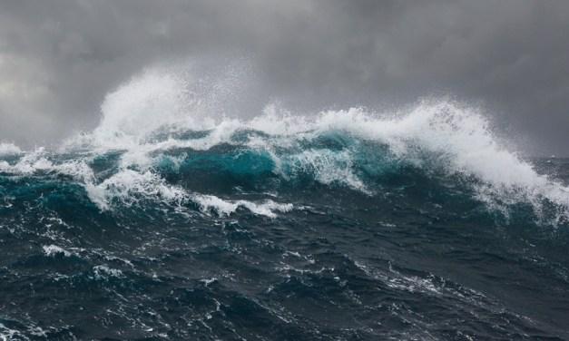 EG Poetry! #2 'Covid,' 'Ocean Storm,' 'Cosmic Blue'