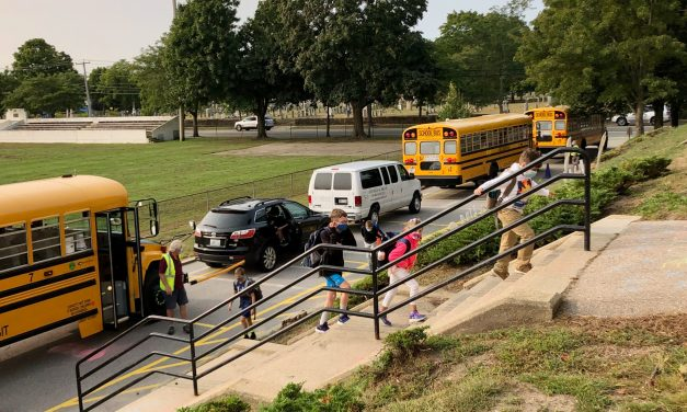 Student Return to School Goes Smoothly