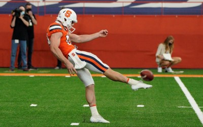 EG's Cooney Getting TV Time at Syracuse