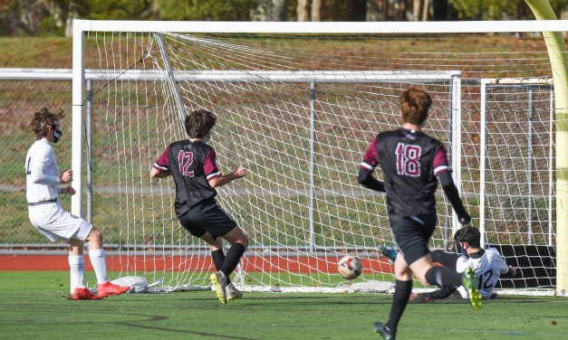 Boys Soccer: 3-0 Win Over Westerly; Playoffs Up Next for Undefeated EG