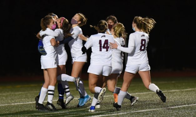 Girls Soccer Team Wins First Ever State Title, Beating E. Providence 3-2
