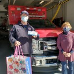 EG Rotary's Fall Projects: Masks, Hurricane Relief & Helping the Homeless