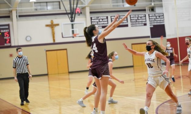 Girls Hoops: Season Ends w/46-35 Loss to La Salle