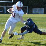 EG Football: Avengers Beat SK, 35-21; Playoffs Bound