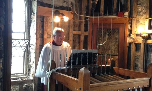 Ringing In Joy at St. Luke's