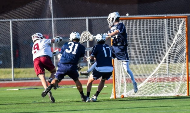 Boys Lacrosse: EG Heads to State Final After 8-7 Win Over SK