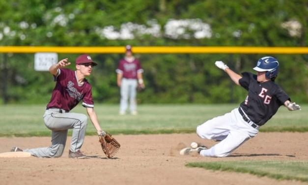 EG Baseball: Avengers Blank Novans, 8-0