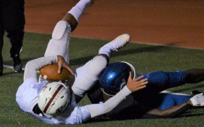 EG Football: Bested by Cumberland, 12-7