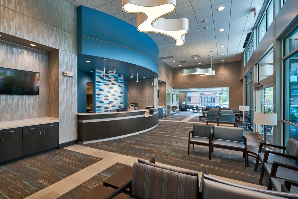 East Harding Construction-Martin Orthopedic (Interior)