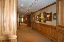 Union Deltic Building Hallway