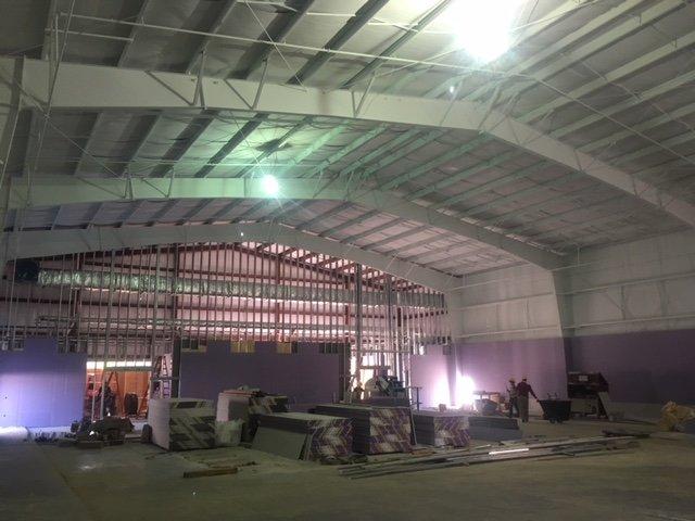 Lighthouse Academies Gymnasium Update!