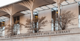 Pine Bluff/Jefferson County Main Library