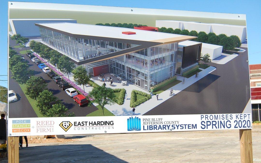 Pine Bluff/Jefferson County Main Library Branch