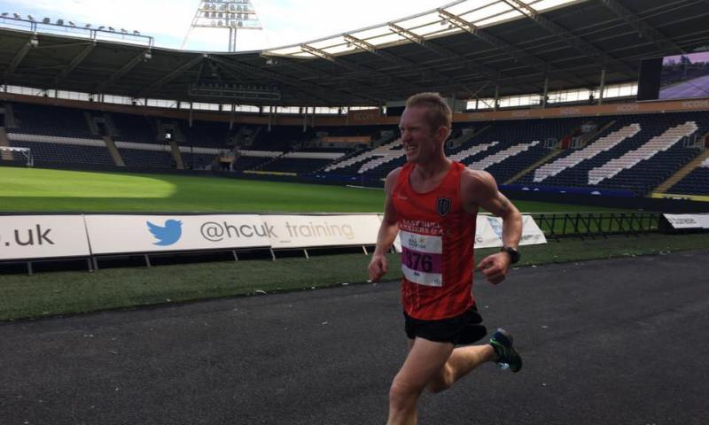 Hull Marathon 2017 - Rob Weekes