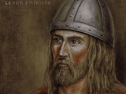 Make Like a Tree and Leif: When Viking Explorer Leif Erikson ...