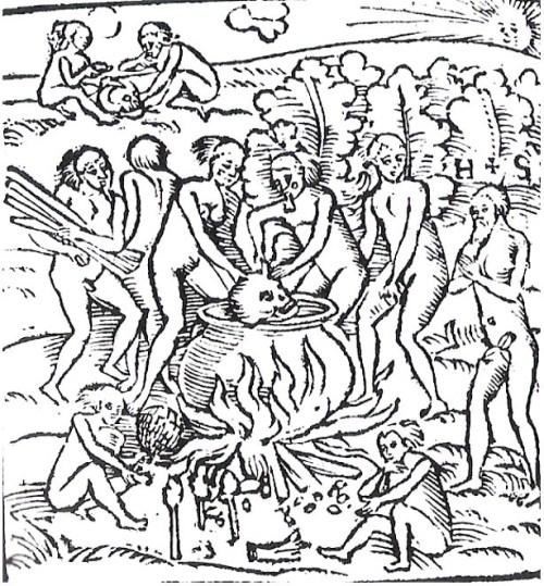 Hans Standen's True History