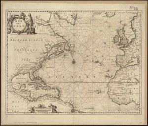 Map of the Atlantic World