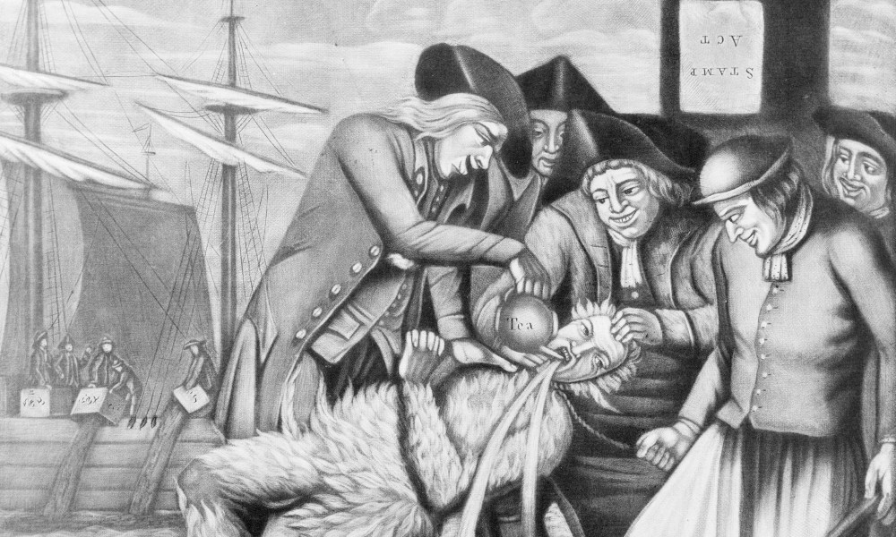 Tar-and-Feathering in the American Revolution