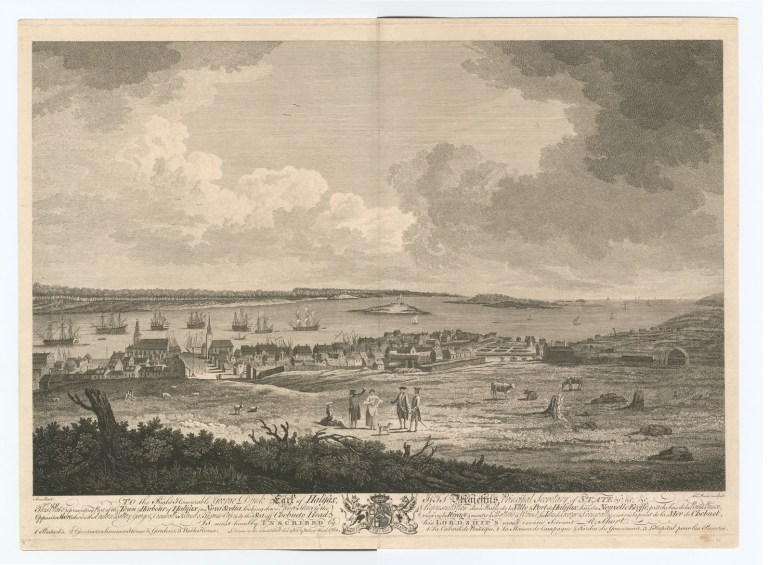 Nova Scotia in the American Revolution
