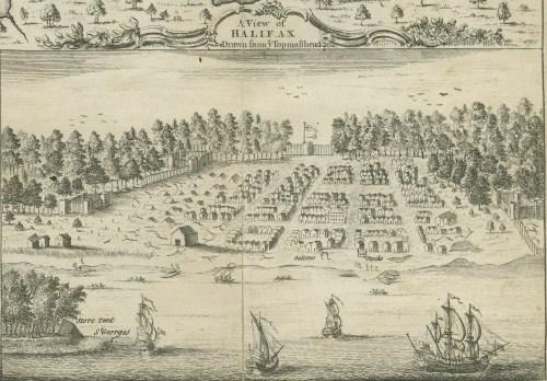Nova Scotia in the American Revolution