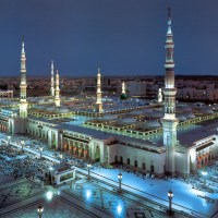 Al-Masjid al-Nabawi - Mosque of the Prophet