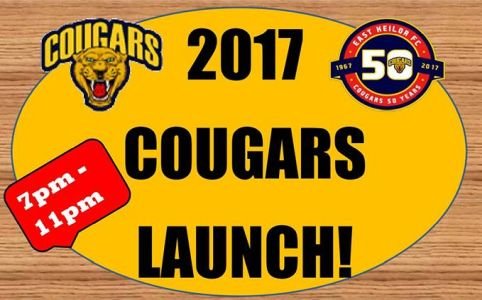 2017 Cougars Launch
