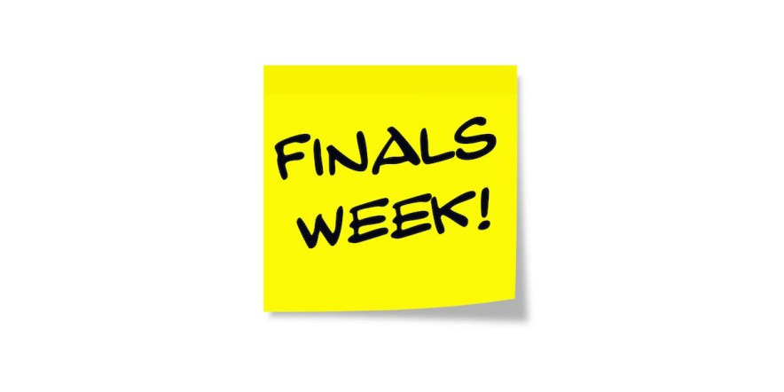 Image result for finals week