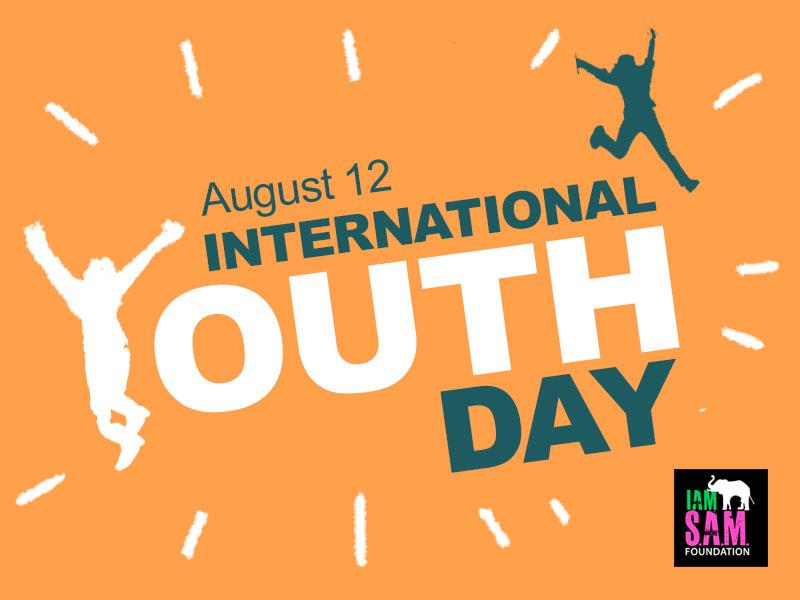 Hasil gambar untuk international youth day 2018
