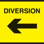 DIVERSION-SIGN-ARROW-LEFT
