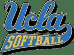 UCLA Softball Logo