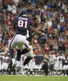 Anthony Denham Houston Texans
