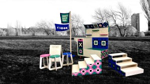 East Leeds Project Kiosk