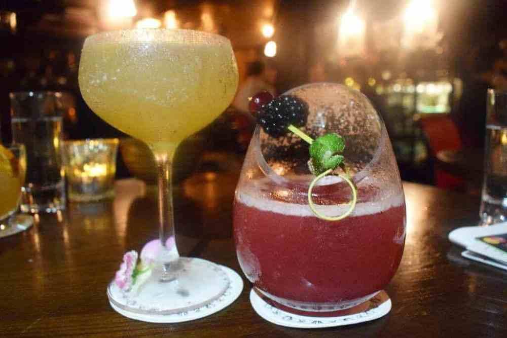 Nightjar cocktail bar in London (1)