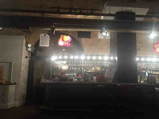 Bars in London: Revolution American Square