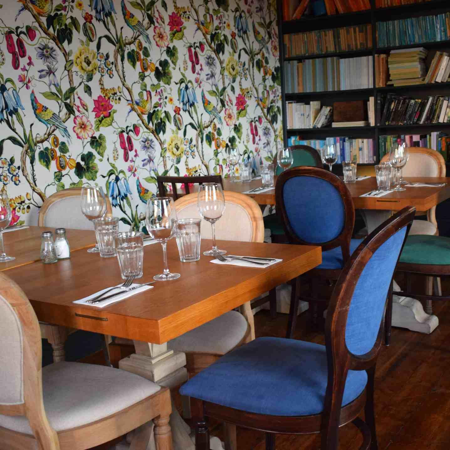 Restaurant in East London