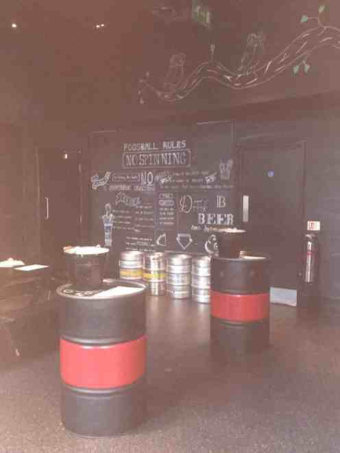 Beer and Buns Shoreditch bar (3)