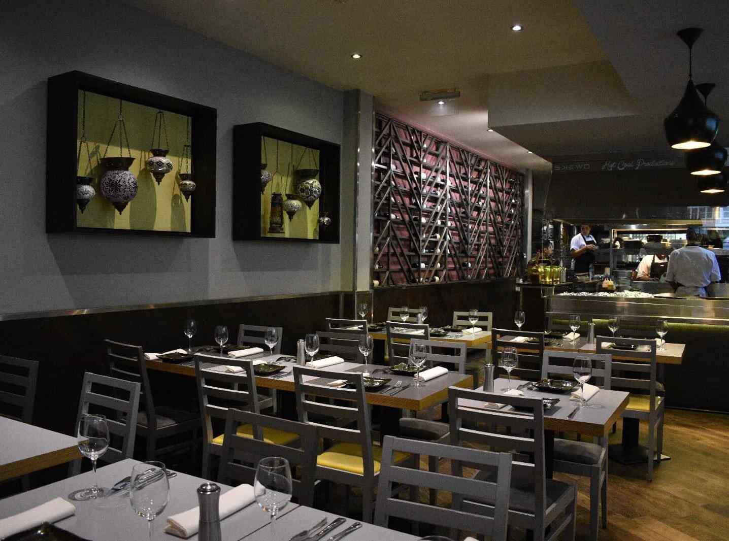 restaurant in Barnet
