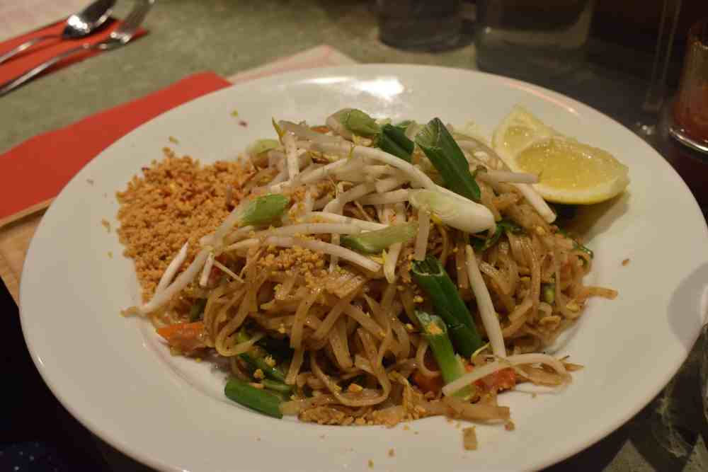 Pepper Tree Thai Restaurant Clapham