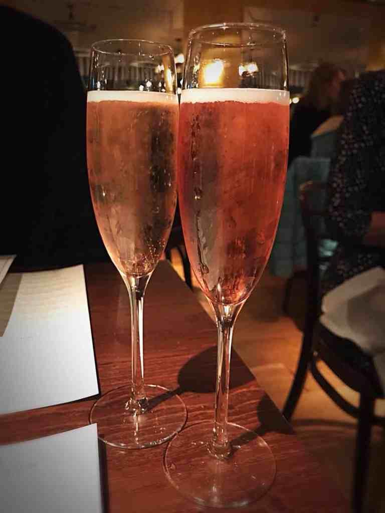 Cote Brasserie Valentines Day