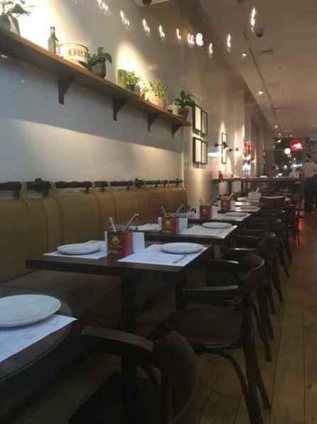 tapas restaurant in Shoreditch