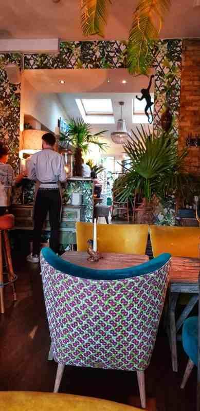 restaurant in battersea
