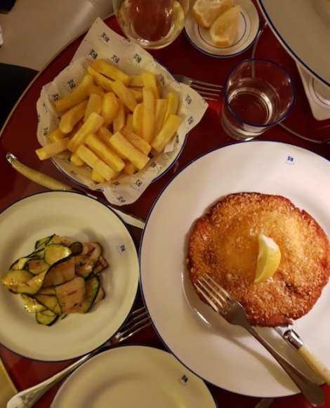 restaurant in notting hill