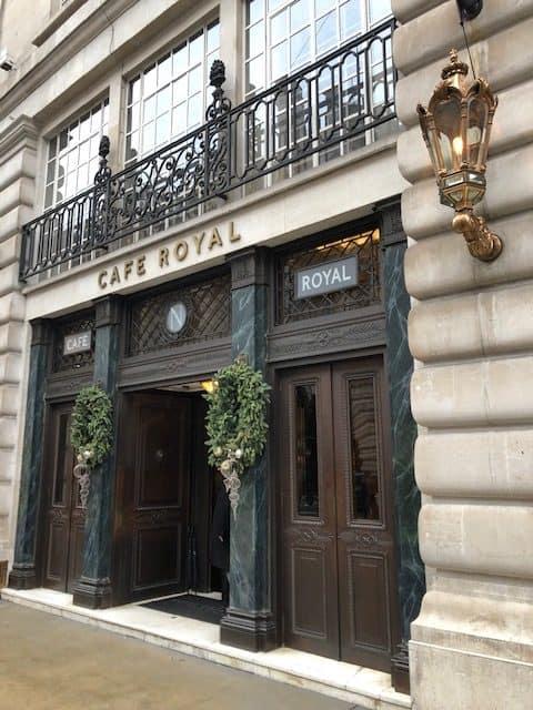 hotel cafe royale