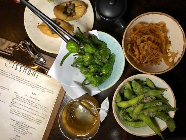 restaurant in bethnal green