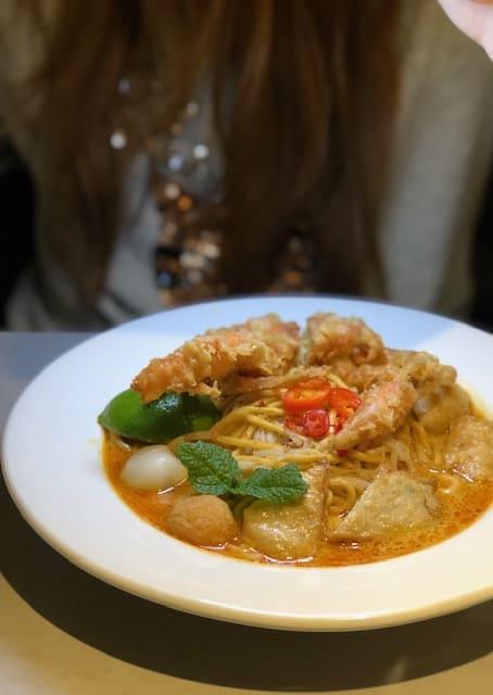 malaysian restaurant in london